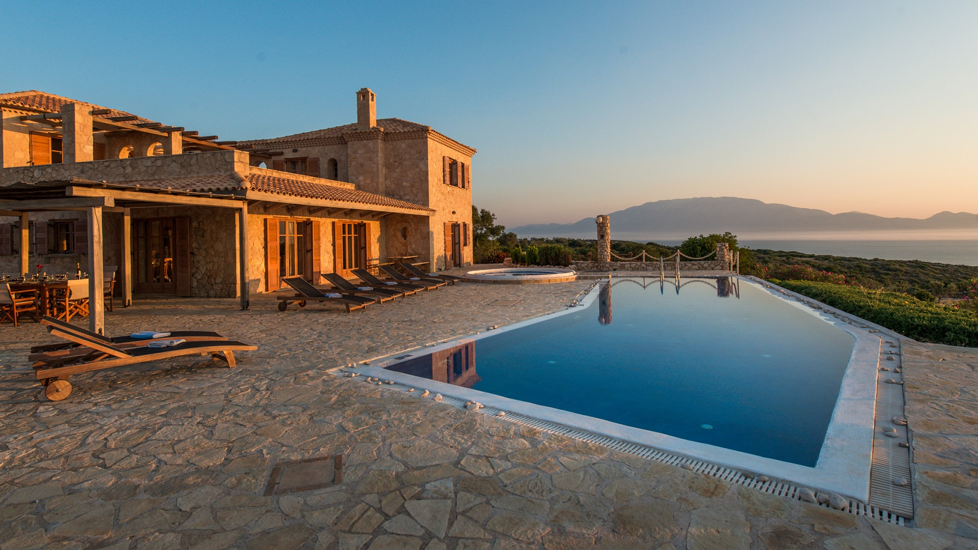 Blue Cave Luxury Villas zakynthos